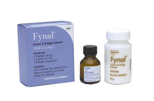 Caulk, Fynal, Complete Kit