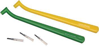 Pulpdent, Brushes, Long, 50/bag