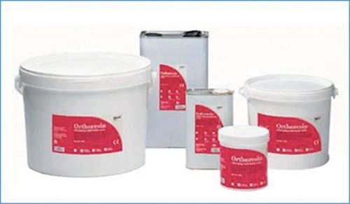 Trubyte, Ortho Resin, Powder, 3 Kg