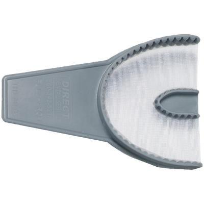 Ada, Tray, Tri-Bite, Impression Tray, Plastic, Regular Full Arch, 10/pkg
