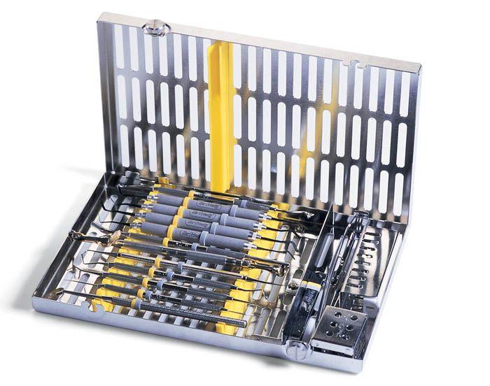 H-F, Cassette, Signa-Stat, 12 Instrument, Blue, w/accessory area