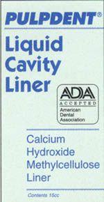 Pulpdent, Liquid Cavity Liner, 15ml