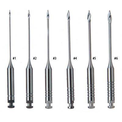 SybronEndo, Drills, Gates Glidden, 18mm, #4, 6/pkg