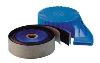 Miltex, Articodent, Blue, XThin, Roll 25 feet