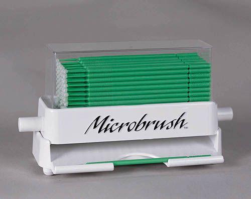 Microbrush, Microbrush Plus, Dispenser, with Regular size refill, 400/pkg