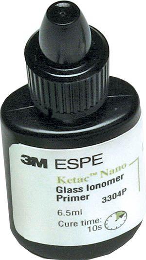 3M, Ketac, Nano, Light-Cure, Refill, Primer, 1 - 6.5ml Vial (3304P)