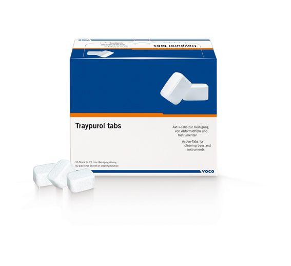 Voco, Traypurol Tabs, 2355, 50/pkg
