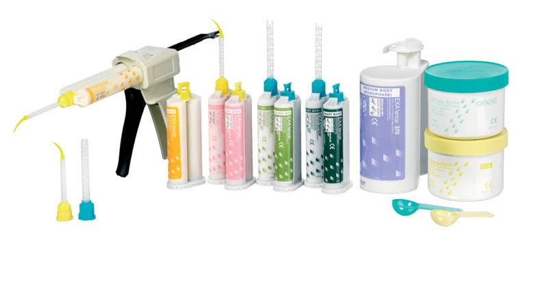 GC, EXA'lence, INTRO Kit, Extra light, Fast Set