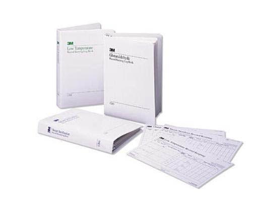 3M, Attest, Rapid Readout, Log Book, Bilingual, 1280C