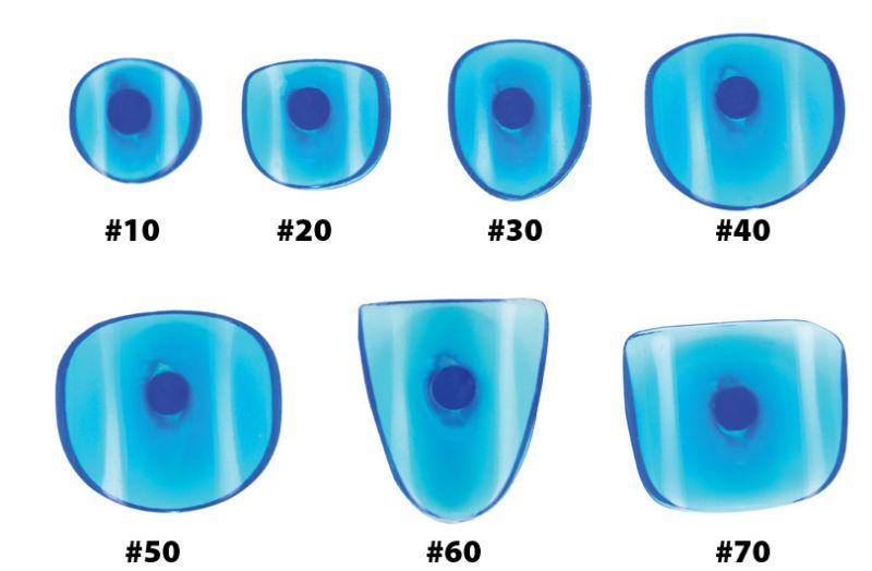 Garrison, Blue View, Cervical Matrices, KCMA40 Refill, 150/pkg