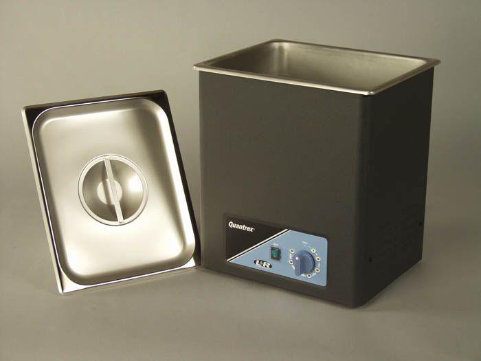 L&R, Ultrasonic, QTX 360 w/timer & drain ++Special Order++ Non Returnable