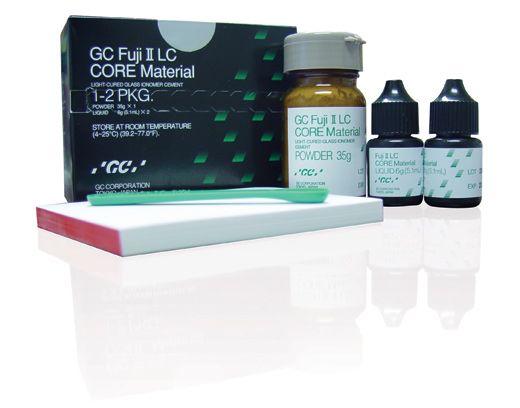GC, Fuji II LC Core 1:2, Liquid, 5ml