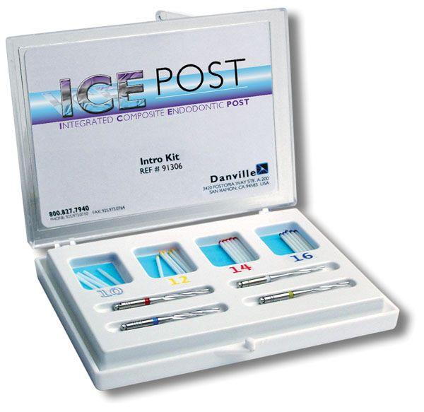 Danville, Ice Post, Refill, 1.4mm, 10/pkg