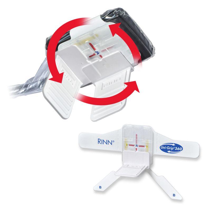 Rinn, Uni-Grip 360, Disposable Holder, Universal, 50/pkg
