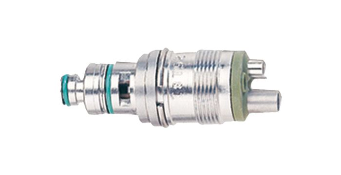 Star, Coupler/Swivel, 4-Line, Non-F/O, with water f/430KSW & Titan Scaler