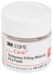 3M, Cavit, Temporary filling material, 1 - 28g Jar