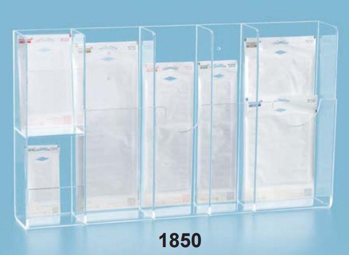 Plasdent, Pouch Dispenser, for Multi Sizes