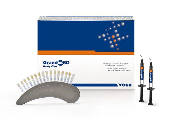 Voco, GrandioSO Flow, Compules, Refill, A2, 16 - 0.25g