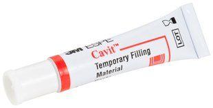 3M, Cavit tubes, White, 10 - 7g tubes/box