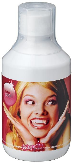 Nsk, Prophy Mate Neo, Cleaning powder, FLASH pearl, 300g bottle