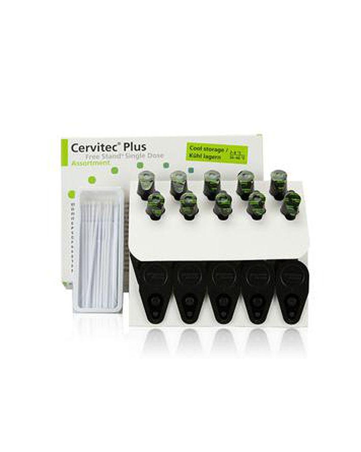 Ivoclar, Cervitec Plus, Single Dose, Assortment, 20 - 0.25g/pkg