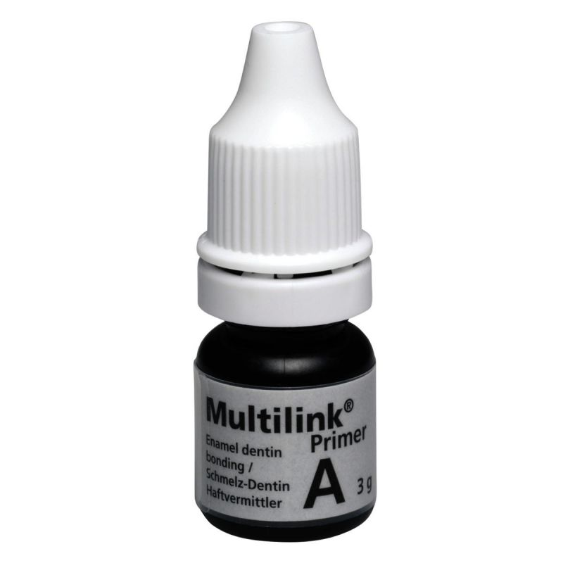 Ivoclar, Multilink, Primer, Refill A, 1 - 3g bottles