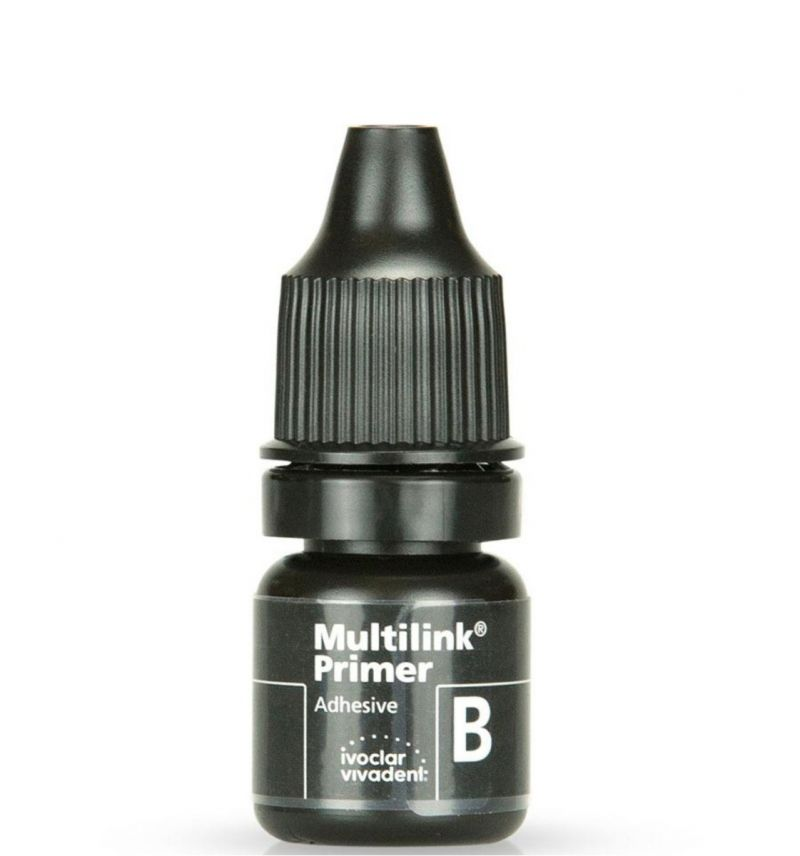 Ivoclar, Multilink, Primer, Refill B, 1 - 3g bottles