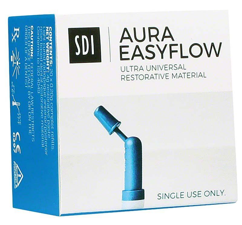 SDI, Aura, EasyFlow, Complet, AE1, Refill, 20/Pk ***SPCIAL ORDER***