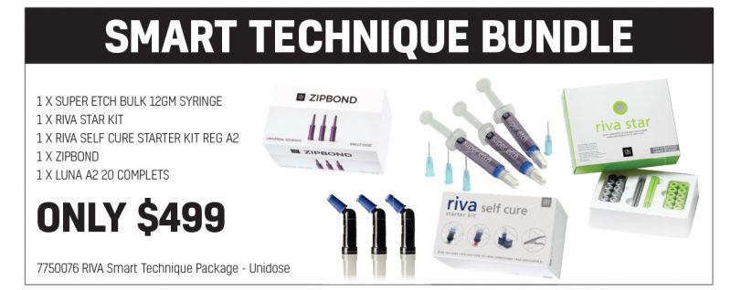 SDI, Riva, Extra SMART Technique, Bundle Package, Unidose