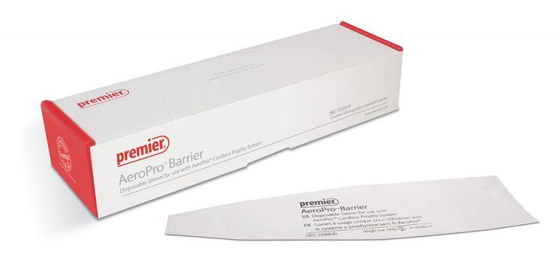 Premier, AeroPro, Barrier Sleeves, 500/Bx
