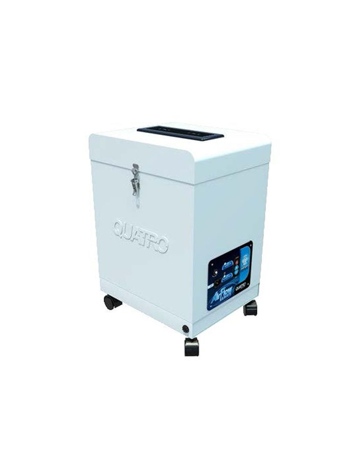 Quatro, Air Purifier, AF400-M, f/ Operatories & waiting room