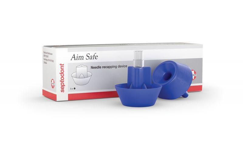 Septodont, Aim Safe, Needle Recapper, 5/Pk