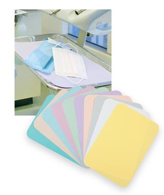 Crosstex, Tray Covers, Viking, White, Size V, Heavy Weight Paper, 1000/Cs