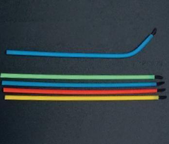 Plasdent, Mirco Applicator Brushes, Assorted Colours, 144/Box