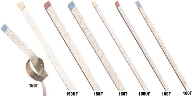 Premier, Compo-Strip, 150UF, Yellow, Fine, 3.75mm, 6/pkg
