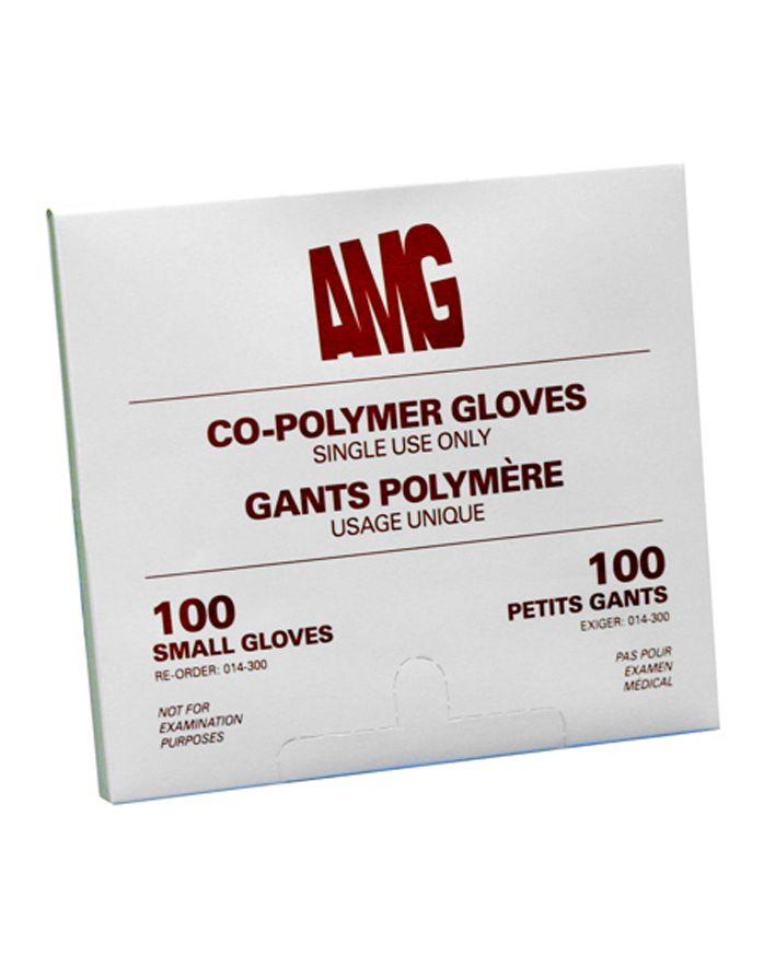 Sun, Gloves, Copolymer, Superthin, Small, 100/box