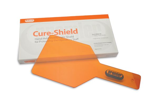 Premier, Cure shield, Orange, Each