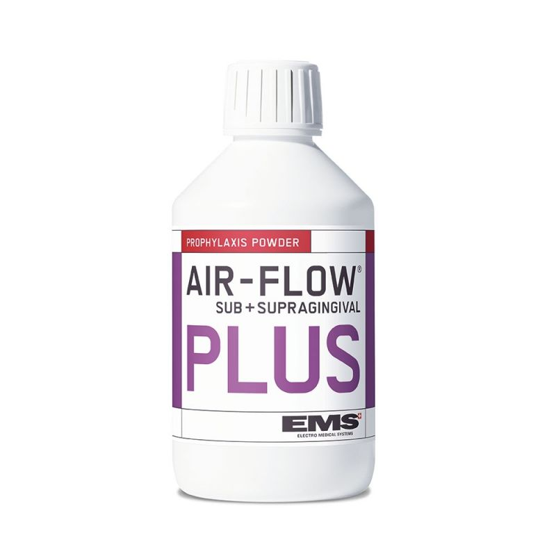 EMS, Air Flow Prophy Powder, Classic, Mint, 40 Micron, 300g/Bottle