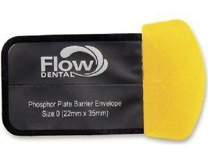 Flow, Safe 'n' Sure, Phosphor plate barrier envelopes, Deluxe, Size 0, 300/box