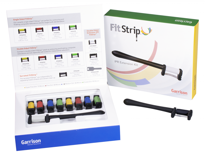 Garrison, FitStrip, IPR Kit [FPSK05]