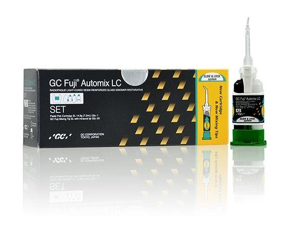 GC, Fuji Automix LC, Refill Set, A3, 1 - 14.9g Cartridge w/20 Automix Tips