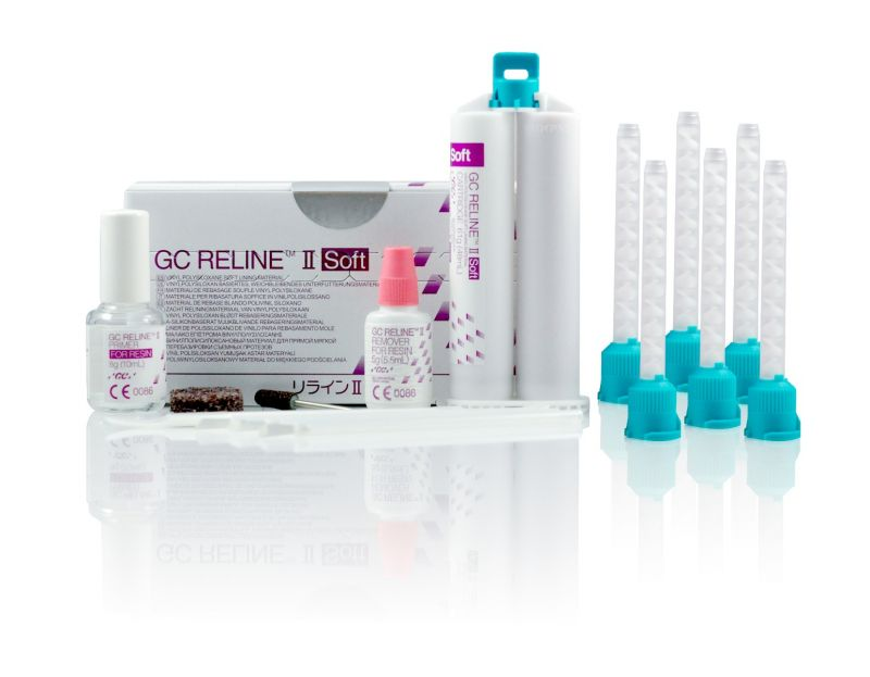 GC, Reline II, Soft, Introductory Kit