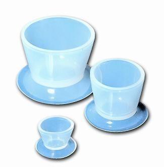 Pulpdent, Mini-Bowls, Assorted, 2 Small, 1 Medium, 1 Large