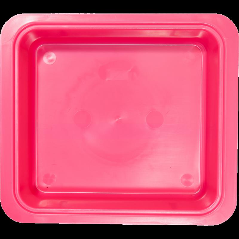 Zirc, Tub only, Procedure, Neon pink