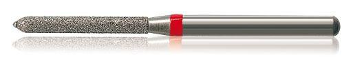 Axis, NTI, T&F Carbide, H50-010, Red, 7602, Interproximal, 12 Flute, 5/Pk