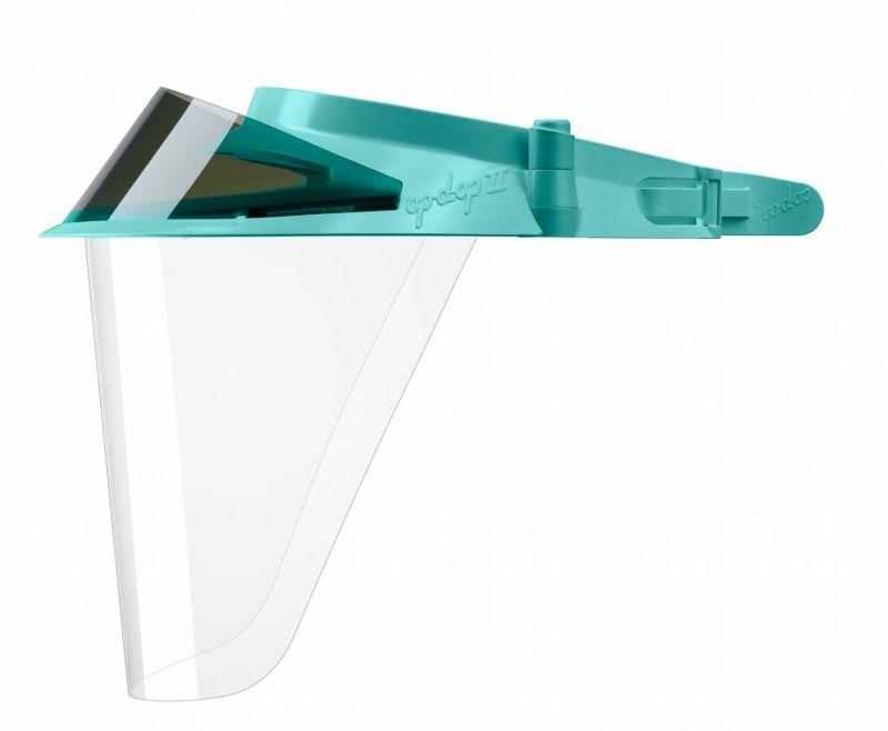 op-d-op, Visor Shield II kit, Adjustable, Mint Green