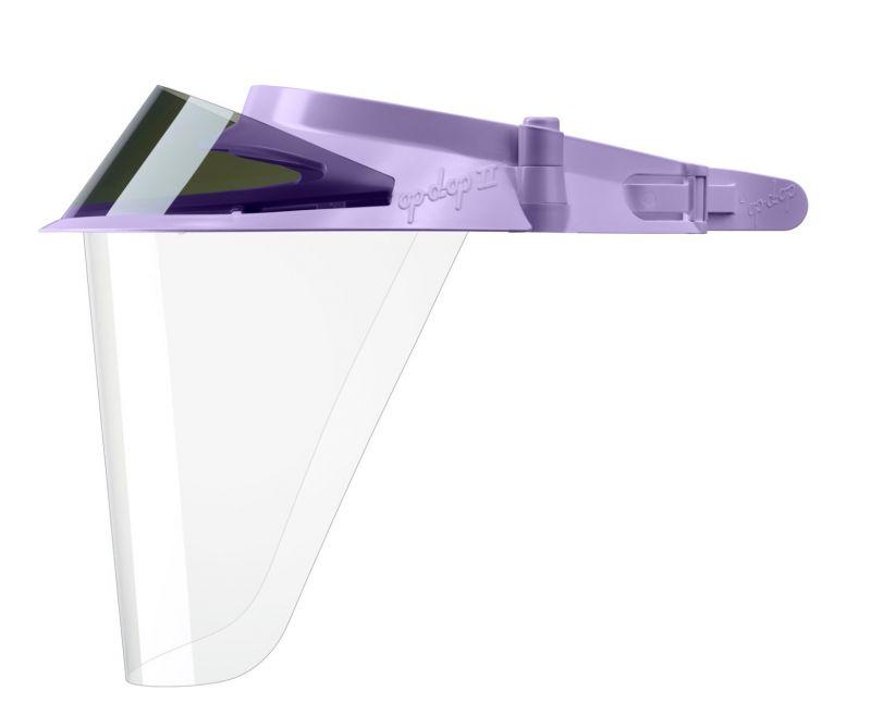 op-d-op, Visor Shield II Kit, Adjustable, Violet
