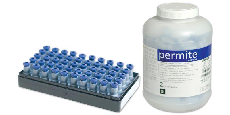 SDI, Alloy, Permite, 2 Spill, Regulart Set, 600mg, 500/Jar