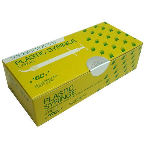 GC, Syringe, Plastic, f/Impression Materials