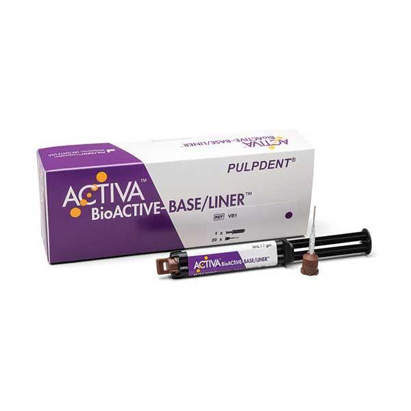 Pulpdent, Activa, BioActive, Base Liner, Single Pack